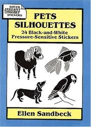 Cover of: Pets Silhouettes
