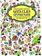 Cover of: Santa Claus Giftwrap Paper