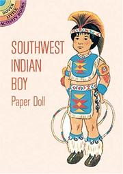 Cover of: Southwest Indian Boy Paper Doll