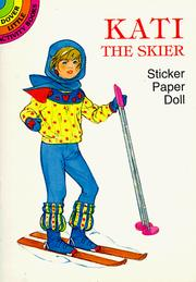 Cover of: Kati the Skier Sticker Paper Doll