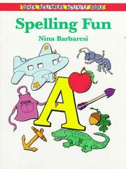Cover of: Spelling Fun (Beginner's Activity Book Series)