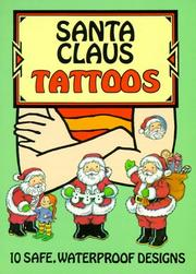 Cover of: Santa Claus Tattoos