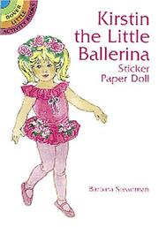 Cover of: Kirstin the Little Ballerina Sticker Paper Doll