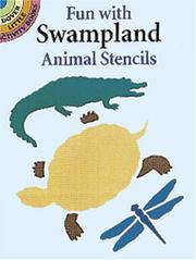 Cover of: Fun with Swampland Animals Stencils | Paul E. Kennedy