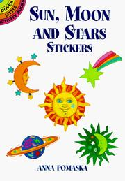 Cover of: Sun, Moon and Stars Stickers