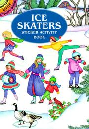 Cover of: Ice Skaters Sticker Activity Book