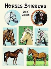 Cover of: Horses Stickers