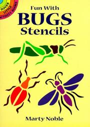 Cover of: Fun with Bugs Stencils