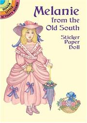 Cover of: Melanie from the Old South Sticker Paper Doll