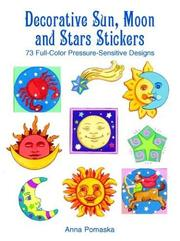 Cover of: Decorative Sun, Moon, and Stars