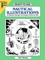 Cover of: Ready-to-Use Nautical Illustrations (Clip Art Series)
