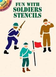 Cover of: Fun with Soldiers Stencils