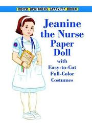 Cover of: Nurse Paper Doll