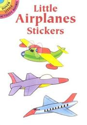 Cover of: Little Airplanes Stickers