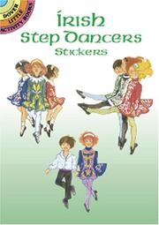 Cover of: Irish Step Dancers Stickers