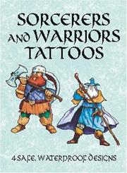 Cover of: Sorcerers and Warriors Tattoos | Jeff A. Menges