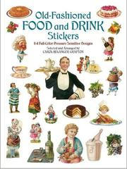 Cover of: Old-Fashioned Food and Drink Stickers