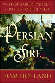 Cover of: Persian fire | Tom Holland