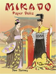 Cover of: Mikado Paper Dolls