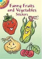 Cover of: Funny Fruits and Vegetables Stickers