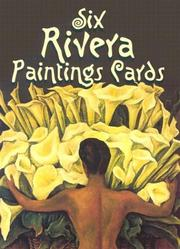Cover of: Six Rivera Paintings Cards