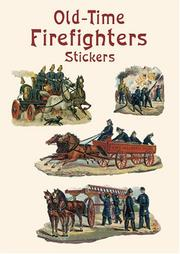 Cover of: Old-Time Firefighters Stickers | Maggie Kate