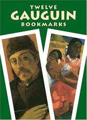 Cover of: Twelve Gauguin Bookmarks
