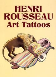 Cover of: Henri Rousseau Art Tattoos