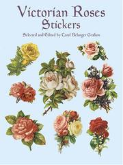 Cover of: Victorian Roses Stickers