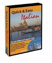 Cover of: Quick & Easy Italian | Dover Publications, Inc.
