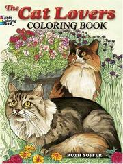Cover of: The Cat Lovers Coloring Book | Ruth Soffer