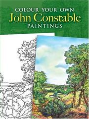 Cover of: Colour Your Own John Constable Paintings