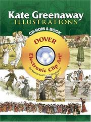 Cover of: Kate Greenaway Illustrations CD-ROM and Book