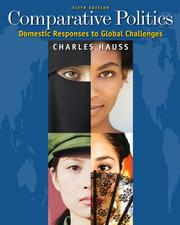 Cover of: Comparative Politics | Charles Hauss