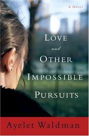Cover of: Love and other impossible pursuits