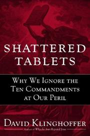 Cover of: Shattered tablets