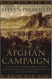 Cover of: The Afghan campaign | Steven Pressfield