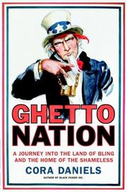 Cover of: Ghettonation