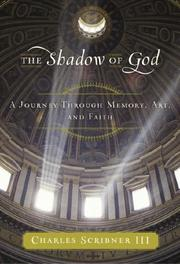 Cover of: The shadow of God | Charles Scribner