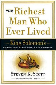Cover of: The Richest Man Who Ever Lived