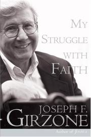 Cover of: My Struggle with Faith