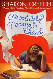 Cover of: Absolutely normal chaos