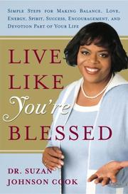 Cover of: Live Like You're Blessed