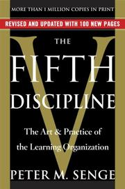 Cover of: The Fifth Discipline | Peter Senge