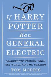 Cover of: If Harry Potter Ran General Electric