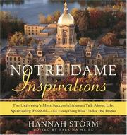 Cover of: Notre Dame Inspirations