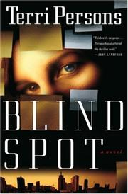 Cover of: Blind Spot