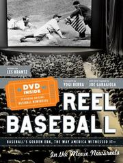 Cover of: Reel Baseball