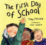 Cover of: First Day of School