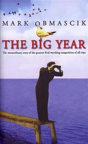 Cover of: THE BIG YEAR